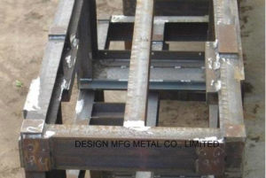 Welding Frame, Painting Welding Part, Welded Part pictures & photos