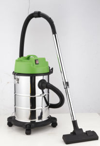 Cleaning Machine/ Wet and Dry Vacuum Cleaners (BJ122-30L) Yellow