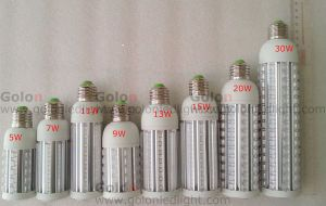 30W LED Pl/Corn Bulb 100-277V Gx24D Gx24q E27 E26 Low Price E26 LED Corn Bulbs pictures & photos
