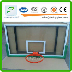 12mm Tempered Glass as Basketball Board pictures & photos