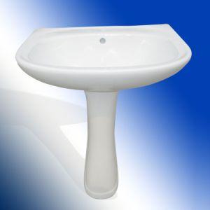 """Hot Selling 22"""" Pedestal Sink / Pedestal Basin"""