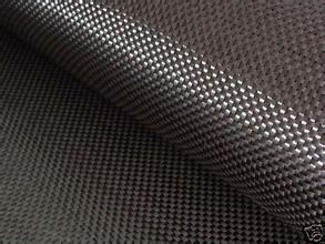 Fireproof Carbon Fiber Fabric pictures & photos