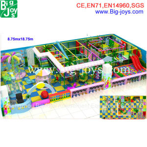 Special Design Indoor Playground for Sale (BJ-IP40) pictures & photos