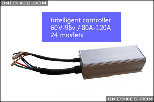 72V 24 Mosfets Controller for Electric Bike pictures & photos