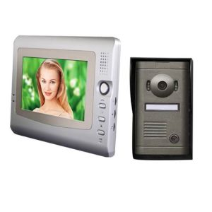 Color 7 Inch TFT Video Door Phone for Villa with Recording Function (YET-CL7-X)