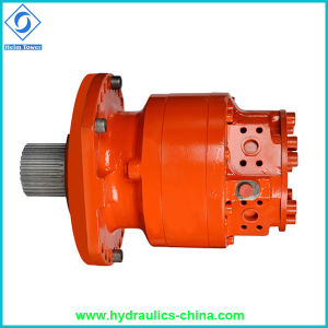 Hydraulic Piston Motor Poclain Ms50 with Duel Speed pictures & photos