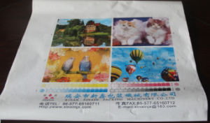 High Speed Four Colors Flexo Grahic Printing Machine pictures & photos