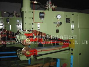 Semi-Automatic Seam Welding Machine for Steel Drum Production pictures & photos