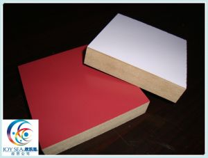 11 Grooves Slotted MDF Board for Office/Hotel/Home Furniture pictures & photos