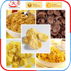 Breakfast Cereal Corn Flakes Processing Line pictures & photos
