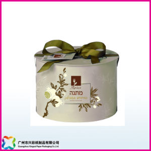 Round Packaging Box (XC-1-028) pictures & photos