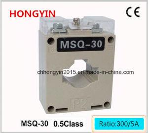 300/5 a Class 0.5 Msq-30 High Grade AC Current Transformer pictures & photos