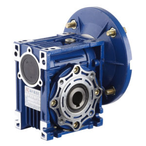 Chinese Factory of Motovario-Like Nmrv Series Aluminium Worm Reduction Gearbox pictures & photos