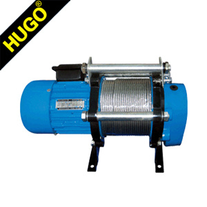 Mini Electric Winch Hoists (construction winch) pictures & photos
