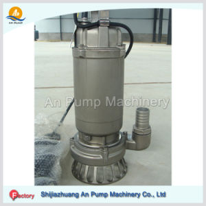 Electrical Explosion-Proof Submersible Sewage Pump pictures & photos