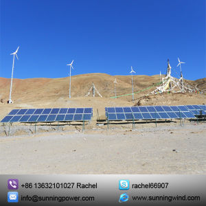 5000W Wind Mill Can Supply Power The Family Far Away The Government Grid and City pictures & photos