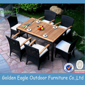 Rattan Dining Set Dining Room Furniture pictures & photos