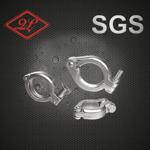 Sanitary Stainless Steel Heavy Duty Clamp pictures & photos