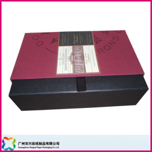 Drawer-Style Wine Box (XC-1-066) pictures & photos