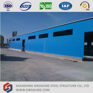 Sinoacme Prefabricated Steel Building for Steel Structure Warehouse pictures & photos