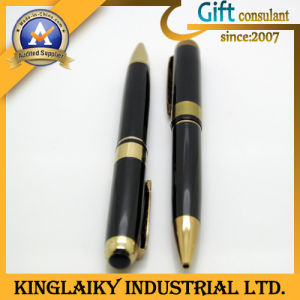 High Class Business Gift Metal Pen with Customized Branding (KP-031) pictures & photos