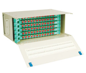 Modular Fiber Optic Patch Panel pictures & photos