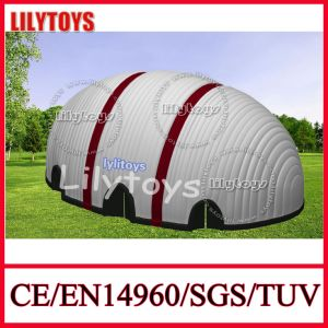 New Design! 2015 White Inflatable Exhibition Tent/ Trade Show Tent (Lilytoys-New-015)