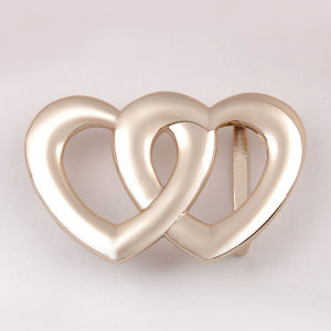 Heart-Sharped Belt Buckle pictures & photos
