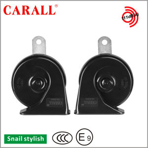 Fk85 2017 Bell Ring Tone Alarm Twin Pack Powerful Magic Voice DC 24V 2.5A Car Speaker Fanfare Snail Auto Horns pictures & photos