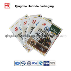 Custom Colorful Printing Back Seal Quick Food Packaging Bag pictures & photos