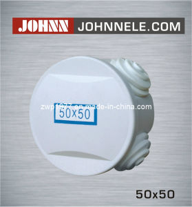 White Shell Electrical Terminal Junction Box pictures & photos