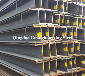 18#, 20#a, 20#B, 22#a, 22#B, 25#a, Hot Rolled, Steel I Beam pictures & photos