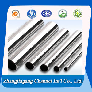 "Grade 300 Series Welded Stainless Steel Tube/Pipe 1"" pictures & photos"