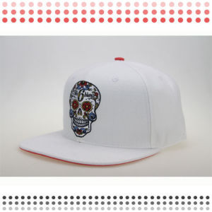 New Style Snapback Hats with Leather for Sale pictures & photos