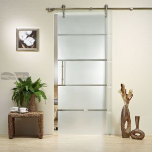 Attractive Glass Sliding Door System (PR-D54) pictures & photos