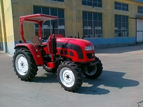 Economic High Quality Th504 Tractor (50HP, 4WD)