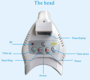 Dental LED Teech Whitening Dental Equipment (buit in the chair) pictures & photos