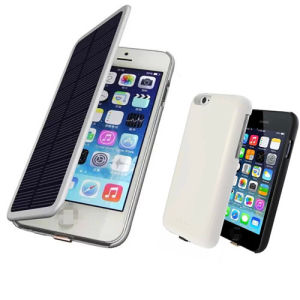 Solar External Battery Case for iPhone 6 Plus pictures & photos
