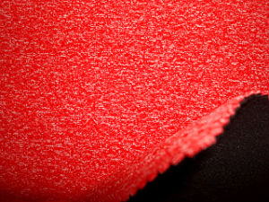 Cationic Jersey Bonded Polar Fleece Fabric pictures & photos