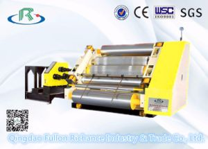 Corrugated Paper Press Single Facer Machine pictures & photos