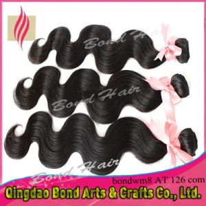 Body Wave Brazilian Virgin Human Hair Extension/ Hair Weave pictures & photos