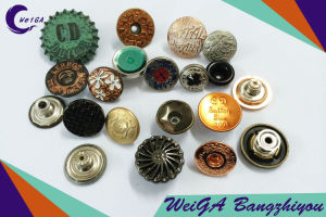 High Quality Many Kinds of Style Buttons pictures & photos