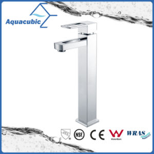 Sanitary Ware Brass Chromed Bathroom Basin Tap (AF3781-6) pictures & photos