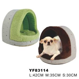 2015 New Product Cute Cheap Pet Bed for Dogs (YF83114) pictures & photos