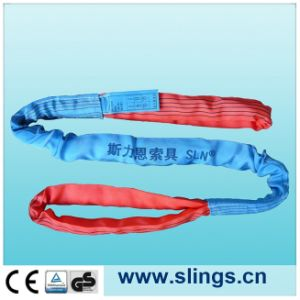 Synthetic Fibre Eye Type Lifting Round Slings pictures & photos