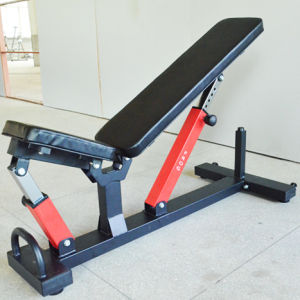 Home Gym Equipment Multi Function Adjustable Bench pictures & photos