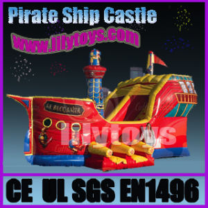 Inflatable Pirate Ship Castle pictures & photos
