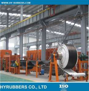 Nn/Cc/Ep Rubber Conveyor Belt pictures & photos