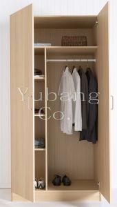 Melamine Wardrobe (bedroom wardrobe) (BF24) pictures & photos