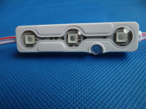 High Quality 5054 3LEDs LED Injected Module for Advertising Letter pictures & photos